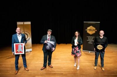 Winnaars Nederlanstalige thrillerprijzen 2021 zijn bekend!